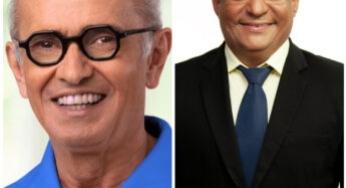 NOVA PESQUISA: Cícero segue crescendo, com 56,8% dos votos válidos e Nilvan tem 43,2%