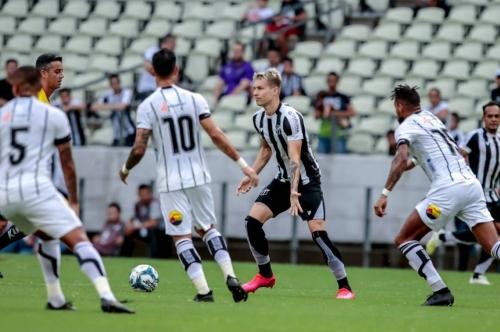 COPA DO NORDESTE: Botafogo empata com o Ceará e assume a liderança do Grupo A