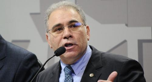 IMUNIZAÇÃO COMPLETA: em pronunciamento, Queiroga pede que brasileiros tomem a 2° dose da vacina