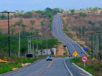 Mais quatro cidades paraibanas saem do isolamento por meio de rodovias