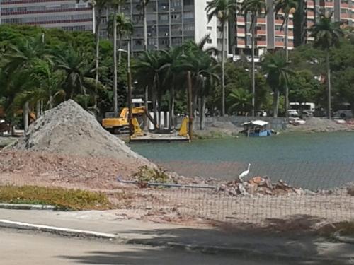 Nova obra de fic��o � anunciada pelo prefeito Luciano Cartaxo